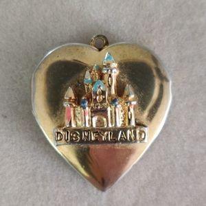 Vintage Disney large locket pendant